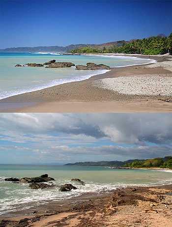Weather in Costa Rica - Pacific Coast
