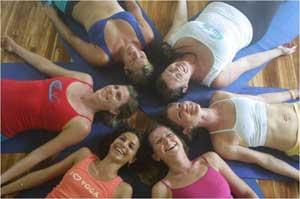 Hotel Tropico Latino yoga