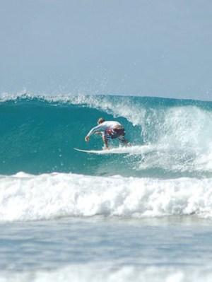 zopilote surfing