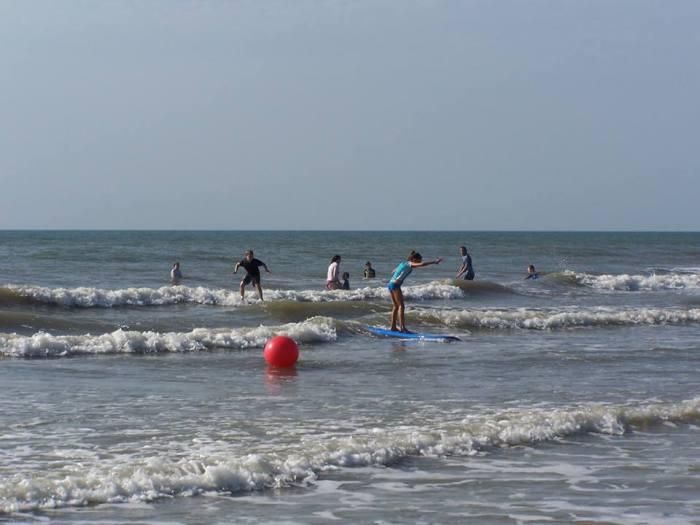 Surfguys Surf School in Costa Rica 1