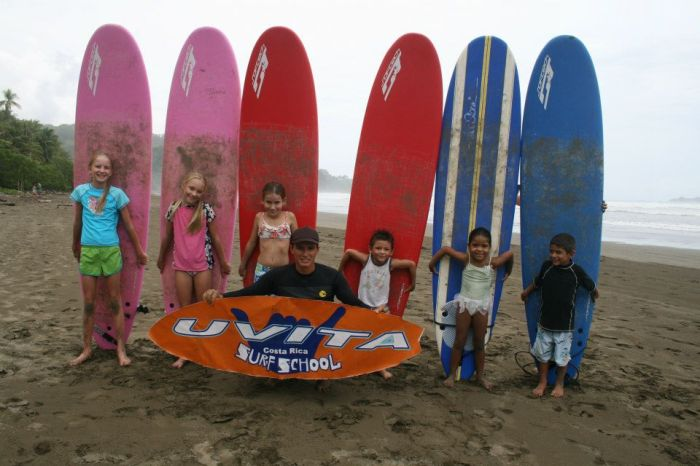 Uvita Surf Camp 1
