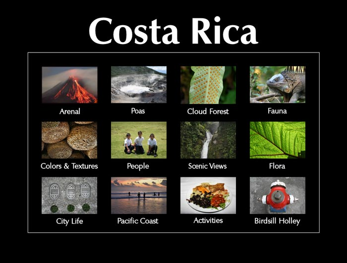 Arts and Culture of Costa Rica