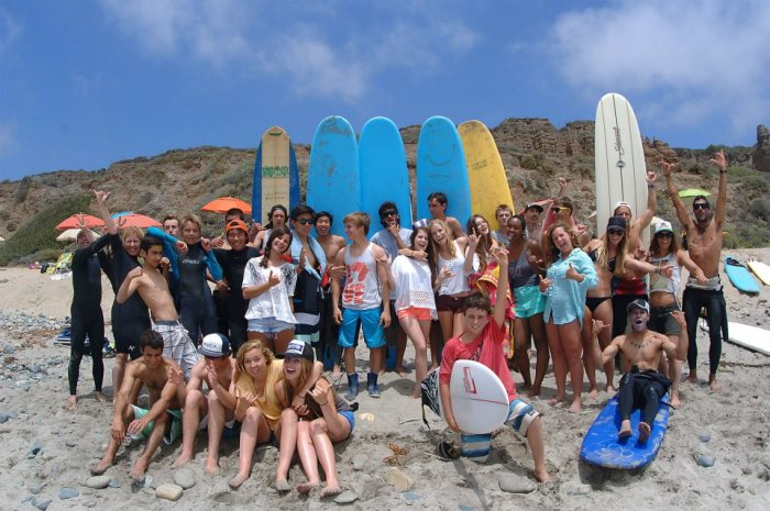 The Endless Summer Surf Camp 1