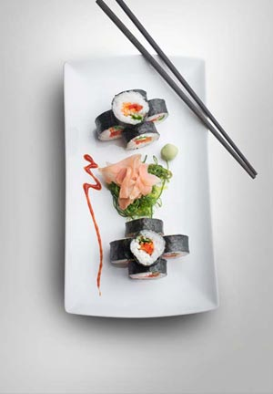 sushi-trio
