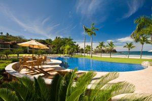 palms pool area