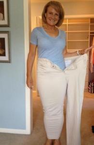 Marilyn McKenna weight loss photo