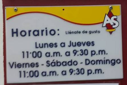 Costa Rica Hours