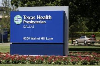 Texas Health Presbyterian Hospital in Dallas