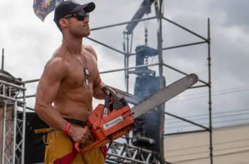 costa rica firefighter calendar