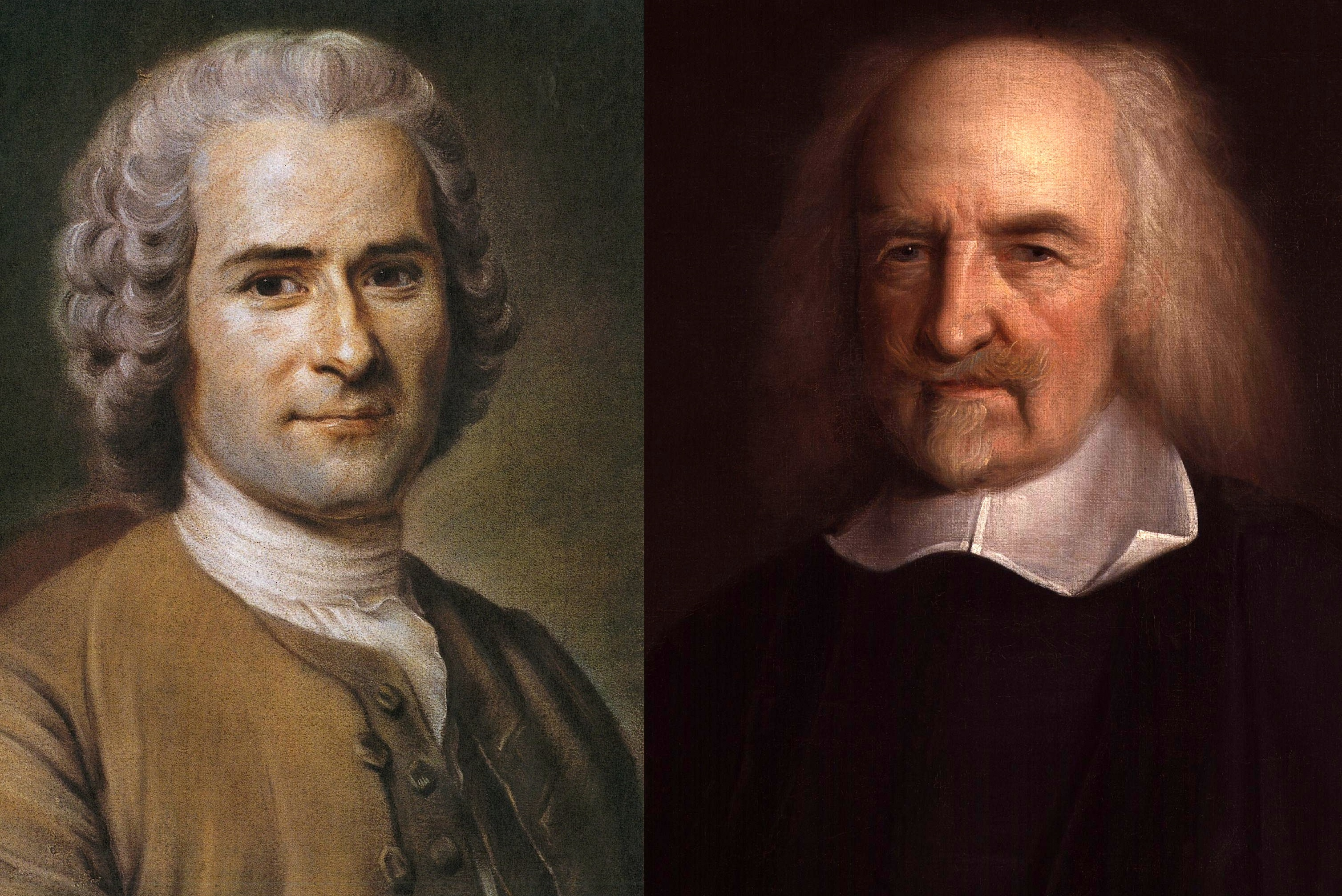 Beyond Hobbes And Rousseau