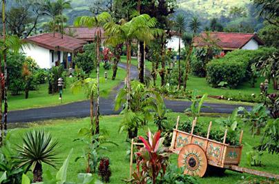 Hotel  Bungalows de Bosque Nuboso Villablanca Suites