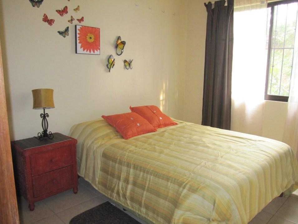 Nice bright bedrooms