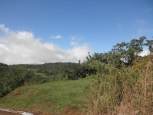 view from 1 BR home and lot for sale in san ramon costa rica