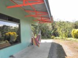 view from home and additional building site for sale in san ramon costa rica