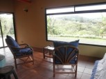 TV in 1br home and lot for sale in san ramon costa rica