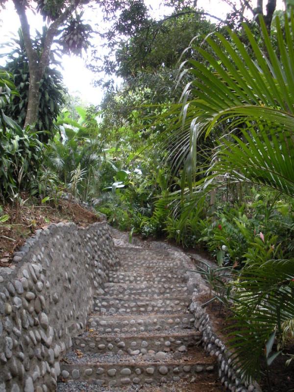 EE8264 Garden paths