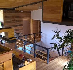 New, Modern house for Sale - mountain views, open air Zen home San Ramon Costa Rica only $170,000USD