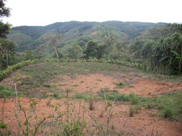 beautiful undeveloped ocean view lots for sale in san ramon costa rica