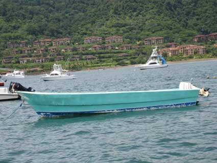 Taxi Boat 28 Feet