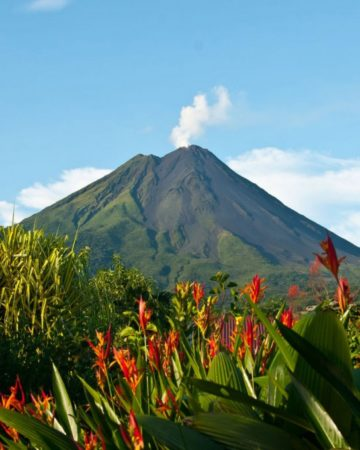 Arenal Volcano Tabacon Hot Springs