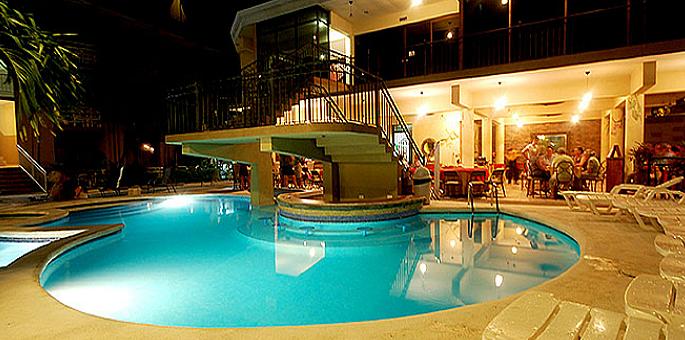 Balcon del Mar Hotel  Playa Hermosa Jaco Central Pacific