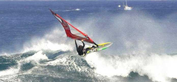 Windsurfing Championship in Fuerteventura