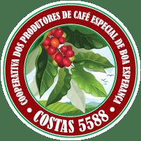 Costas 5588 - Cooperativa dos Produtores de Café Especial de Boa Esperança