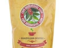 Um blend 100% arábica, torra média com grãos selecionados com sabor e aroma intensos. Ideal para máquinas de café expresso. Café do Sul de Minas Gerais (Boa Esperança).