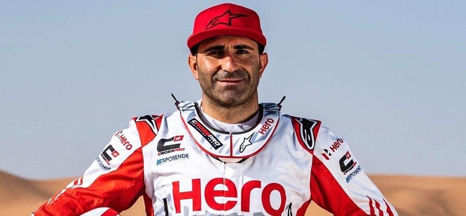 Tragédia no Dakar Paulo Gonçalves morre na sétima etapa