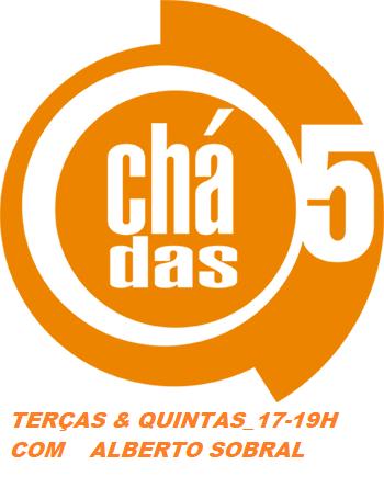 Cha_das_5 PROGRAMAÇÃO