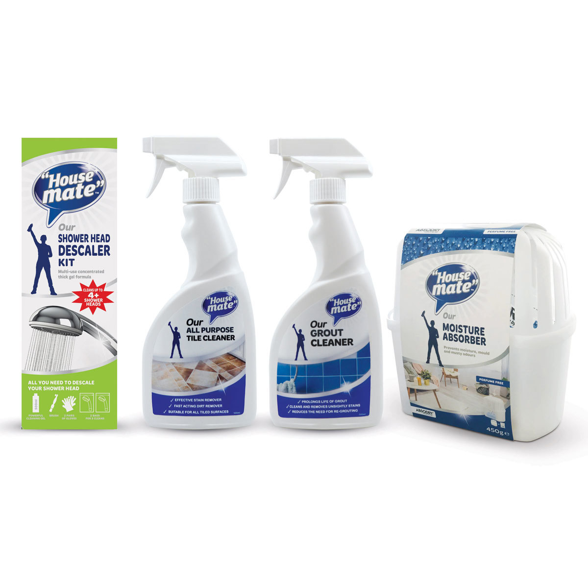 House Mate Bathroom Cleaning Kit Costco Uk
