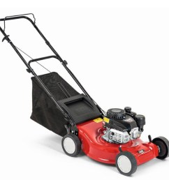 mtd thorx 123cc 18 46cm push propelled petrol lawn mower model mtd46 [ 1200 x 1200 Pixel ]