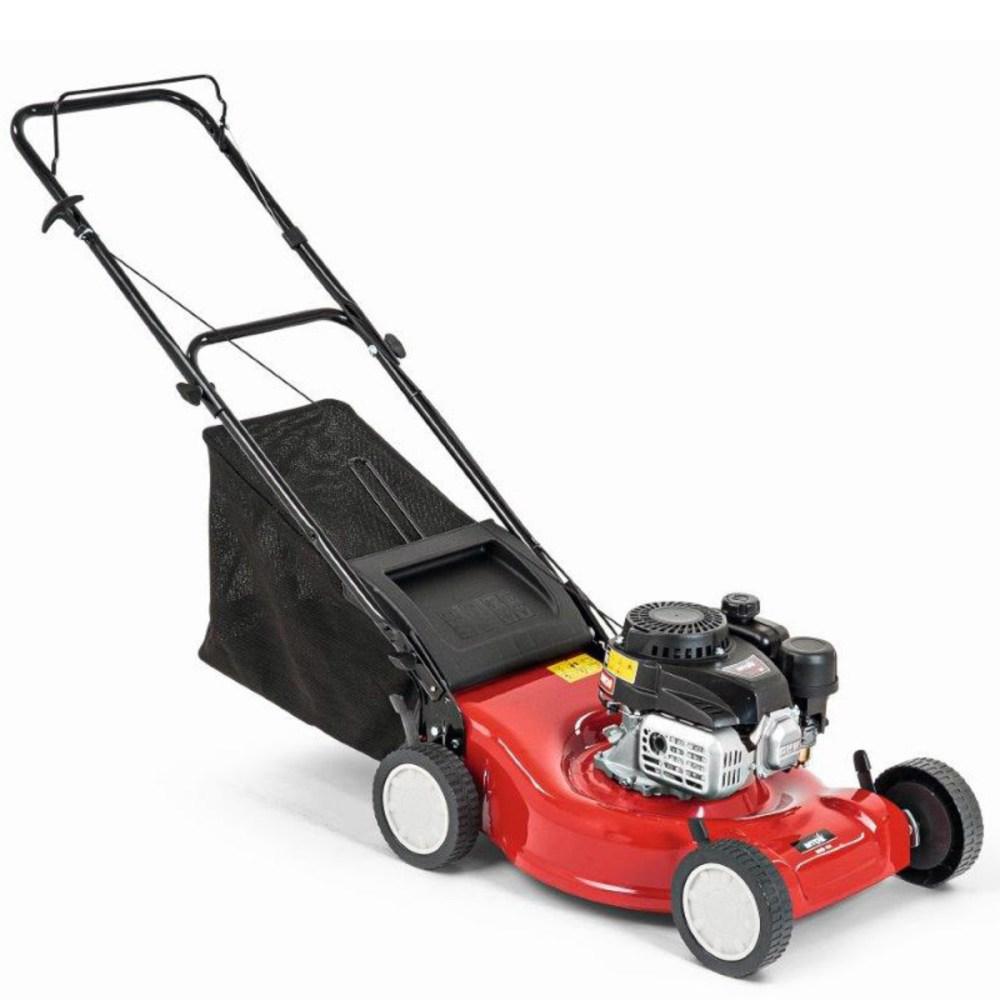 medium resolution of mtd thorx 123cc 18 46cm push propelled petrol lawn mower model mtd46