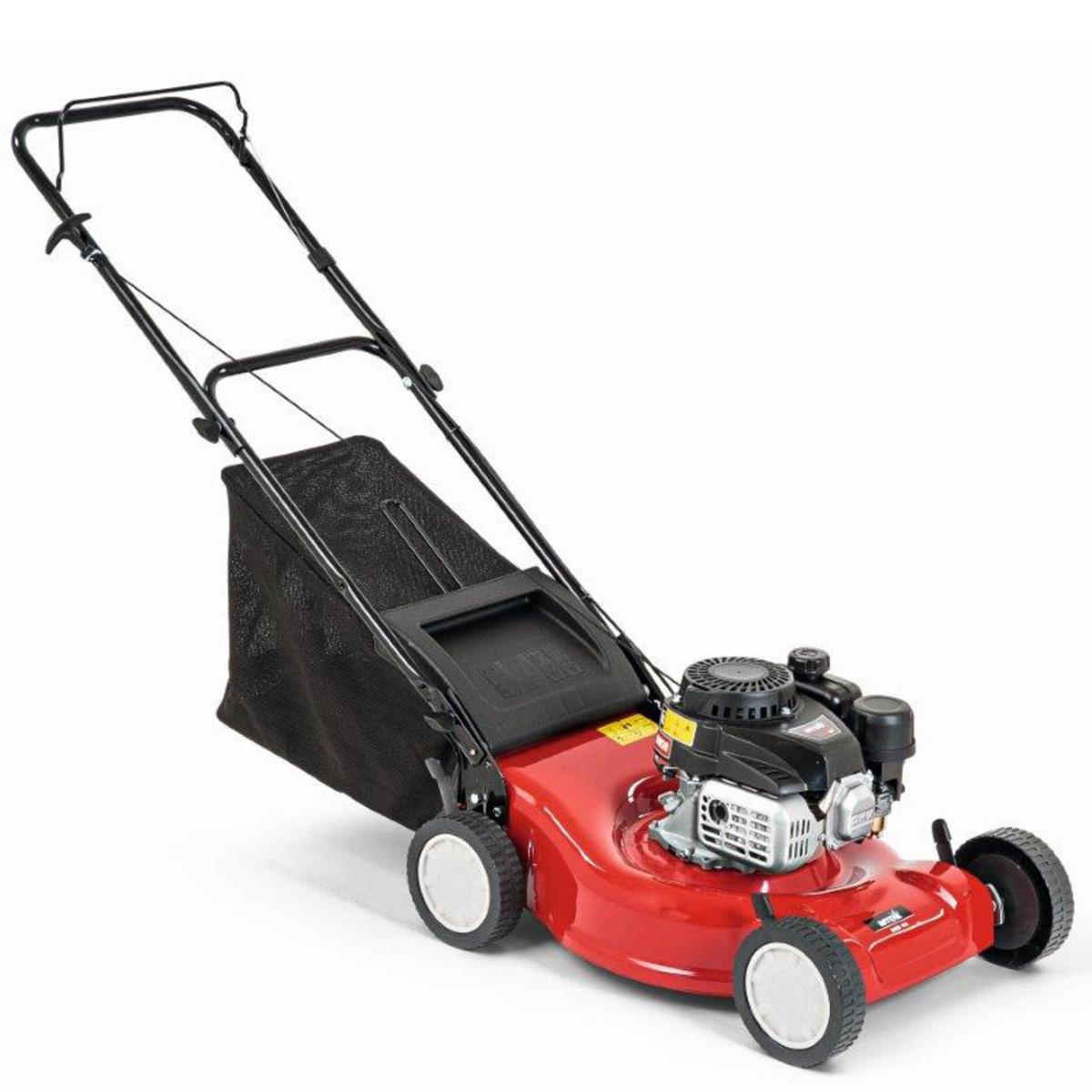 hight resolution of mtd thorx 123cc 18 46cm push propelled petrol lawn mower model mtd46