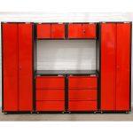 Sealey American Pro 24 Gauge Steel 6 Piece Modular Cabinet Set Costco Uk