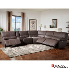 Sofa At Costco Uk Leather Recliners For Sale Kuka Bailey Fabric Power Reclining Sectional