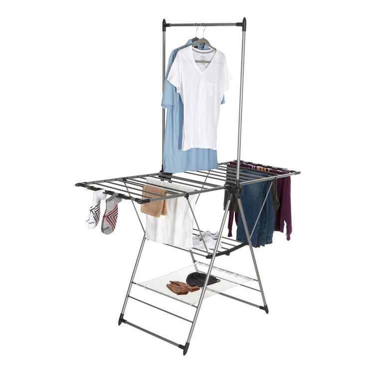 mesa deluxe gullwing lightweight drying rack costco uk