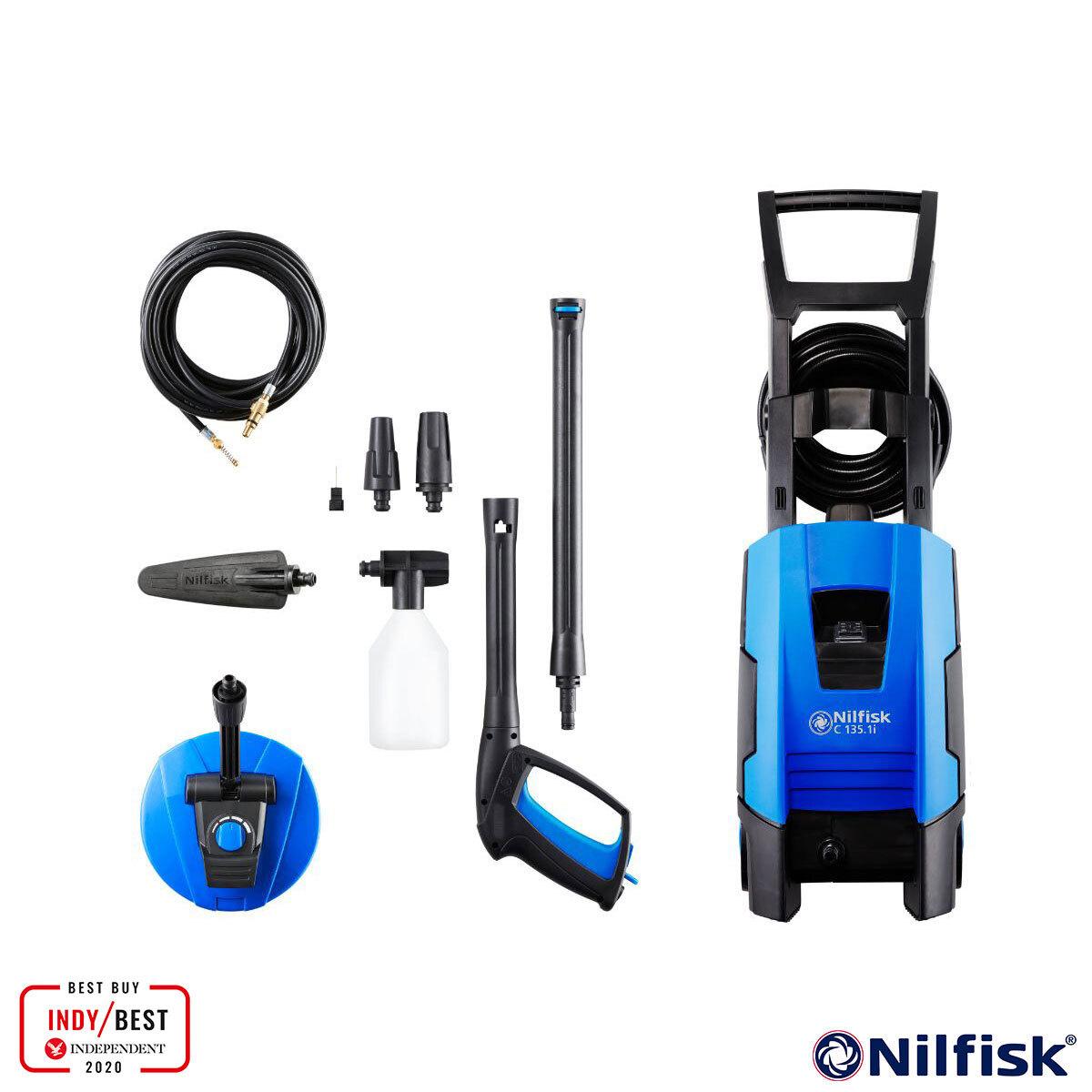 nilfisk c135 1 8i maintenance pressure washer costco uk