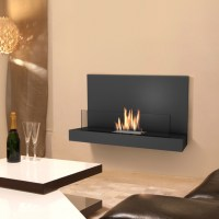 Imagin Fires Alden Bio-Ethanol Real Flame Fireplace ...