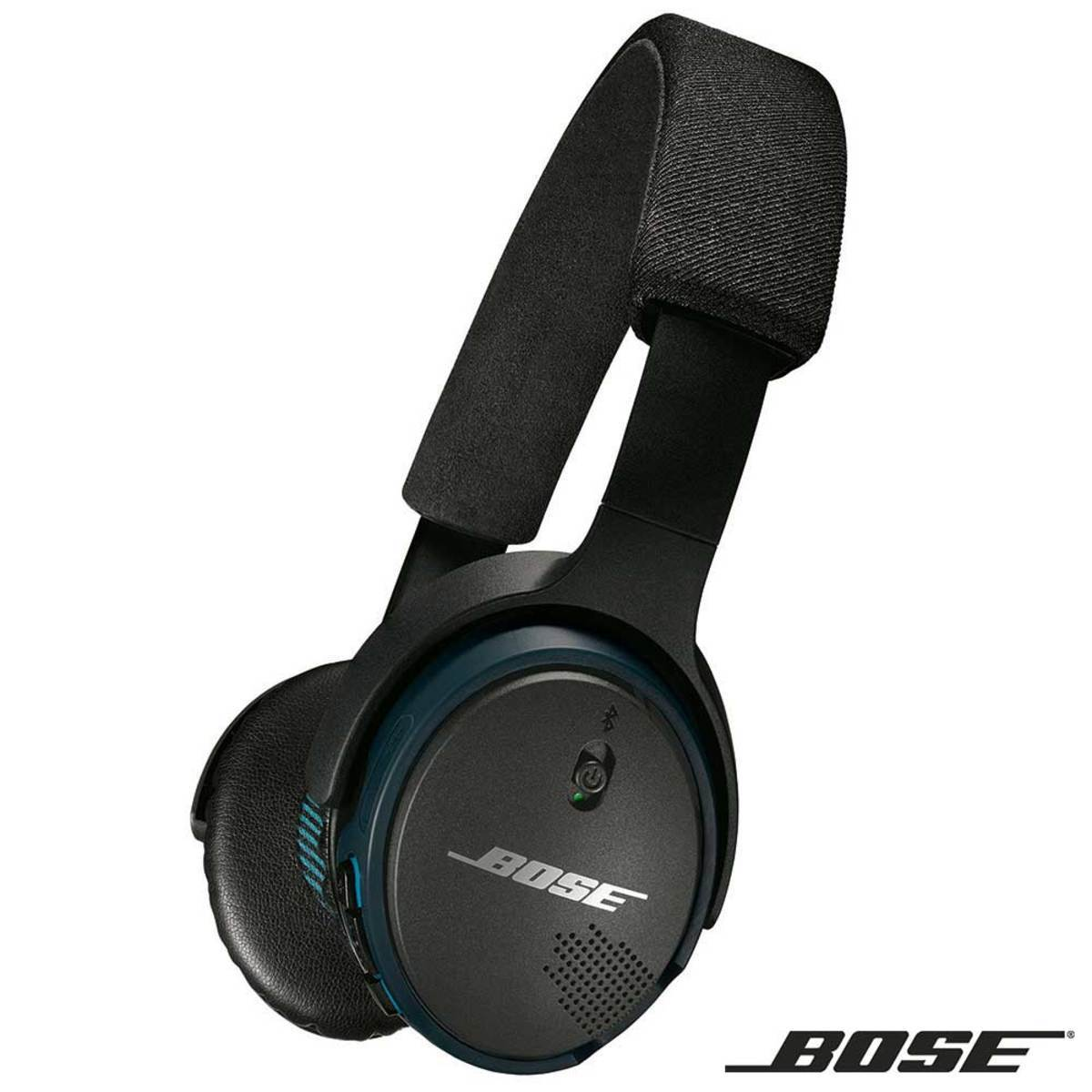 hight resolution of bose soundlink on ear bluetooth headphones in black