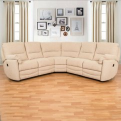 Corner Sofa Bed Recliner Cindy Crawford Home Sidney Road Gray Review All Sofas Buoyant Minster Fabric Power