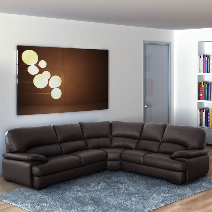 sofa at costco uk gus bed positano italian leather corner conceptstructuresllc com brown