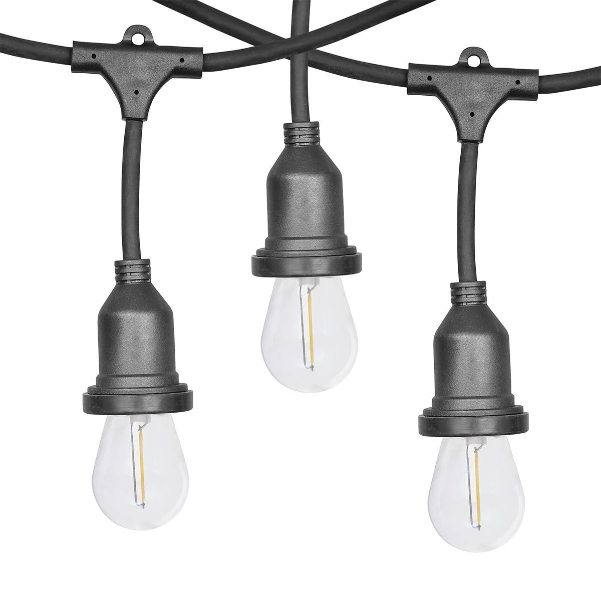 feit 24 pack led string light replacement bulbs costco uk