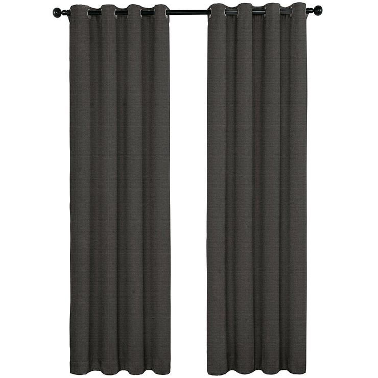 Sun Blk Blackout Curtains 2pk Costco Australia