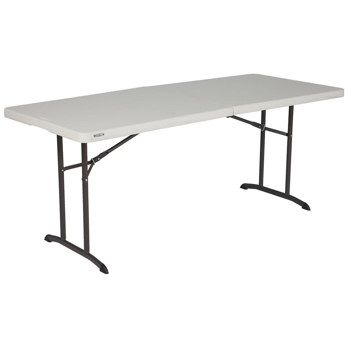 lifetime 182 9cm folding table