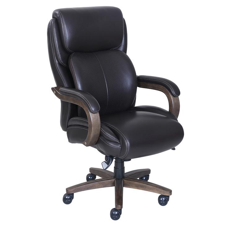 LaZBoy silla de oficina ejecutiva negro  Costco Mexico