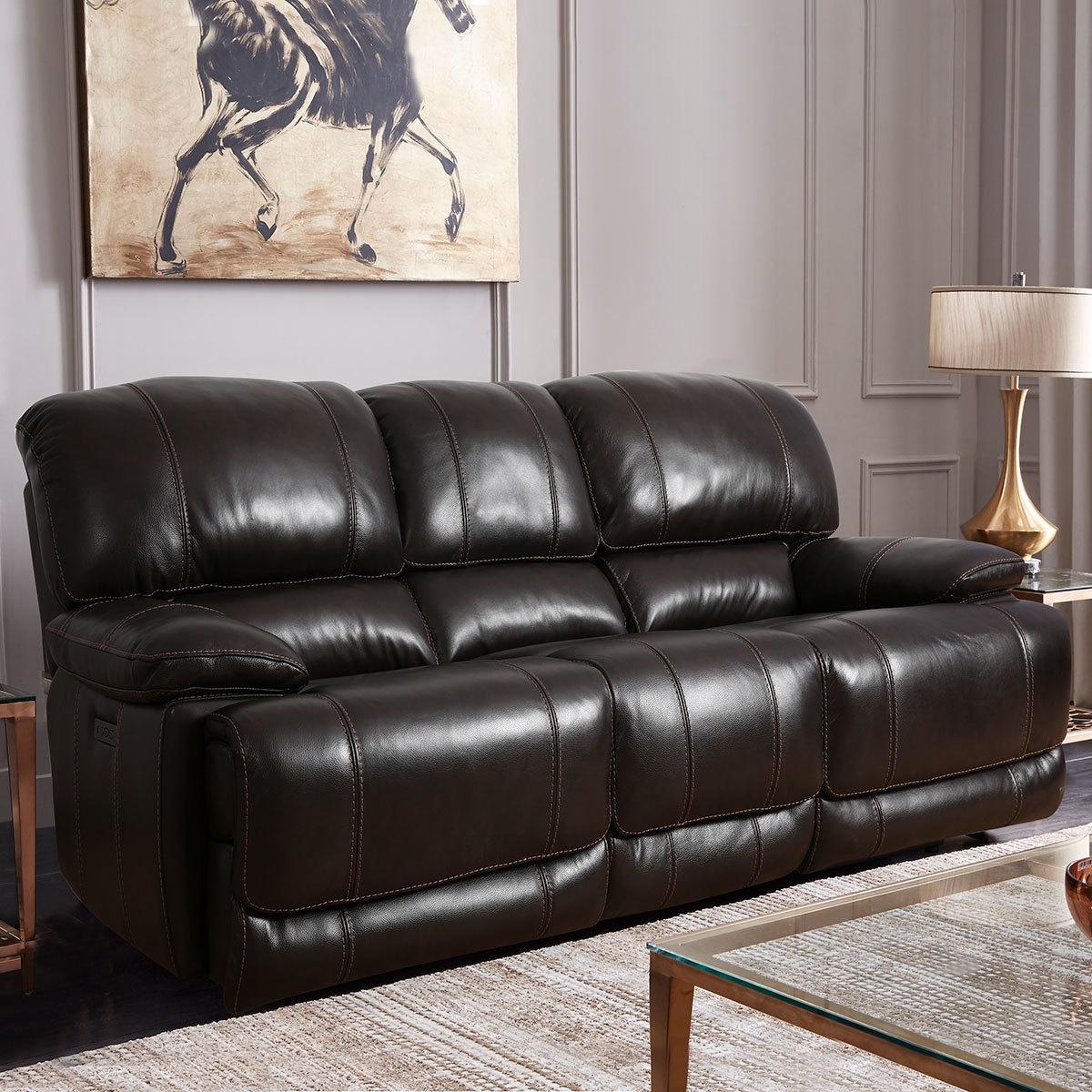 cheers clayton sofa reclinable electrico de tres plazas en piel costco mexico
