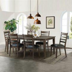 Kitchen Chairs On Rollers Marble Island Imagio 餐桌椅七件組 Costco 好市多線上購物
