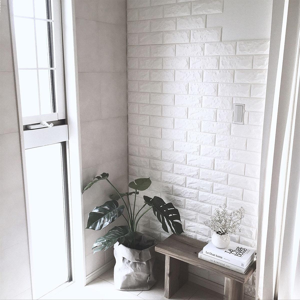 costco kitchen remodel walmart rugs cushioni 立體磚紋壁貼6入 好市多線上購物 costco厨房改造