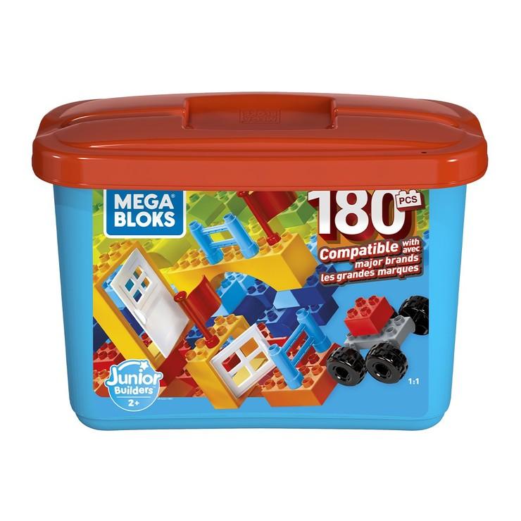Mega Bloks 創意積木180片 | Costco 好市多線上購物